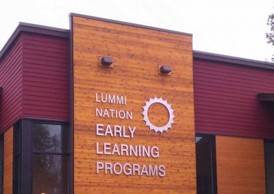 Lummi Early Learning and Daycare Facility