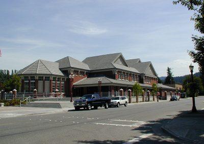 Issaquah City Police Station