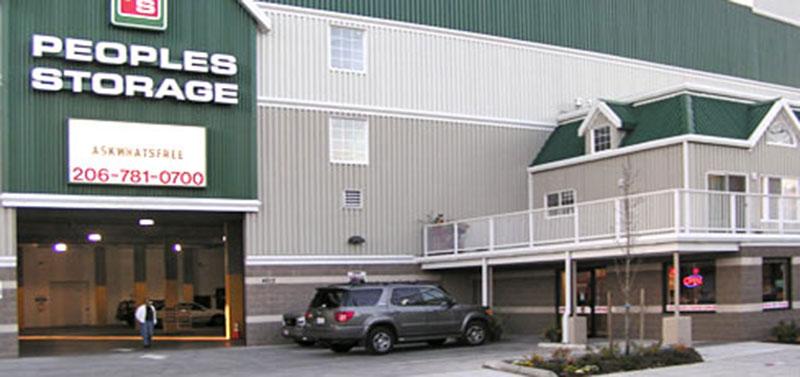 Peoples Storage, Ballard