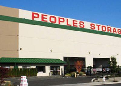 Peoples Storage, Kenmore
